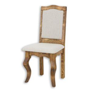 Drewniane krzesło kuchenne LUD 15