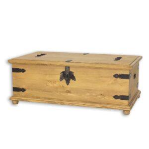 Drewniany kufer COS04
