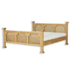 Drewniane łóżko ACC08