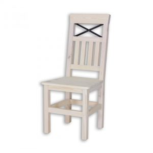Drewniane krzesło SEL15