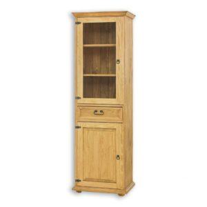 Witryna drewniana VIT15