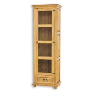 Witryna drewniana VIT16